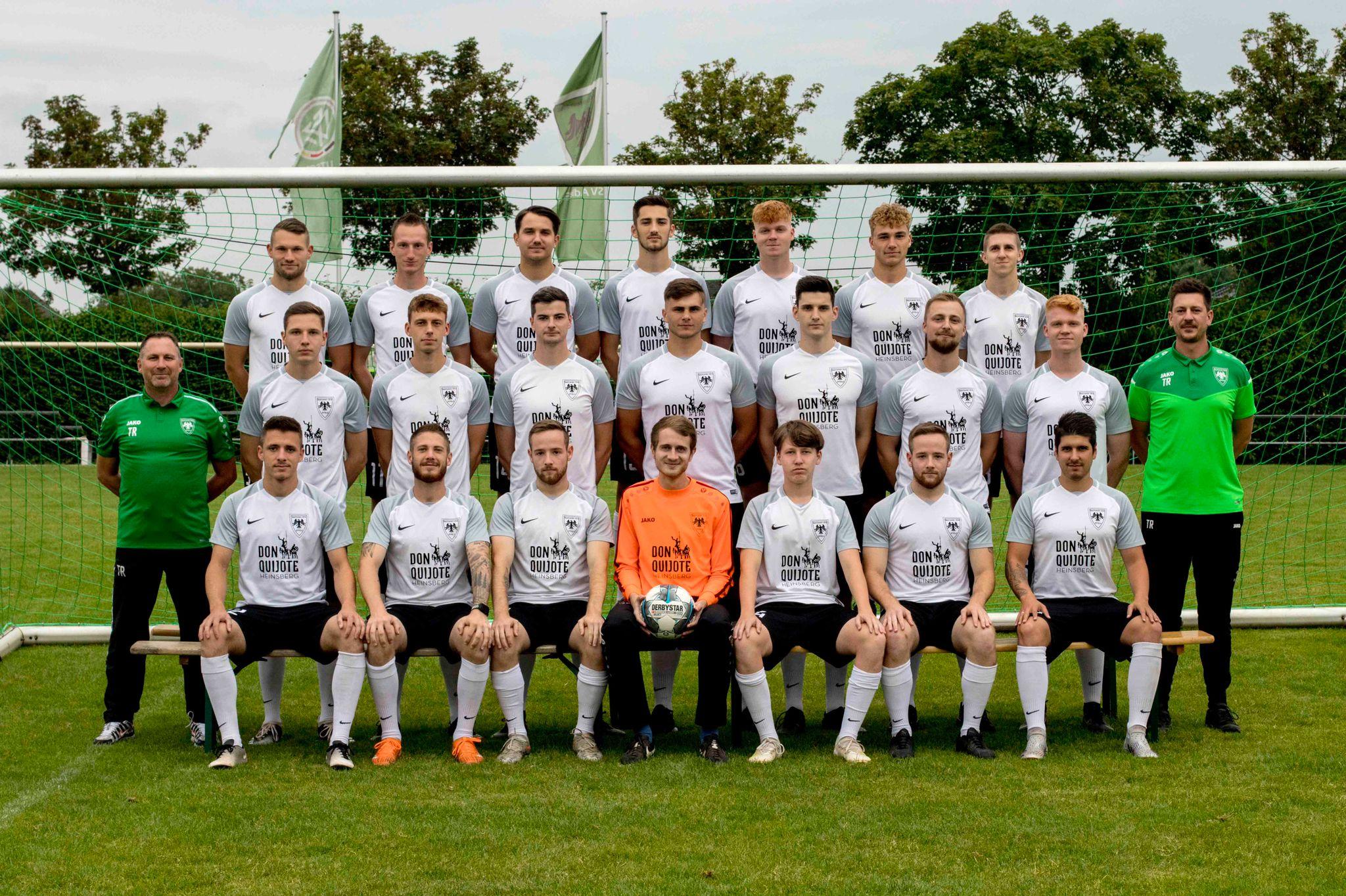 1. Mannschaft SV Adler Effeld